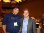 Antonio Miranda & Brad Fallon